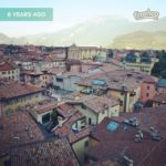 Timehop keeps teasing me with pictures from my epic Italyhellip