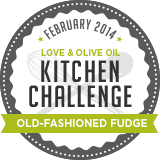 L&OO: February Kitchen Challenge - Fudge