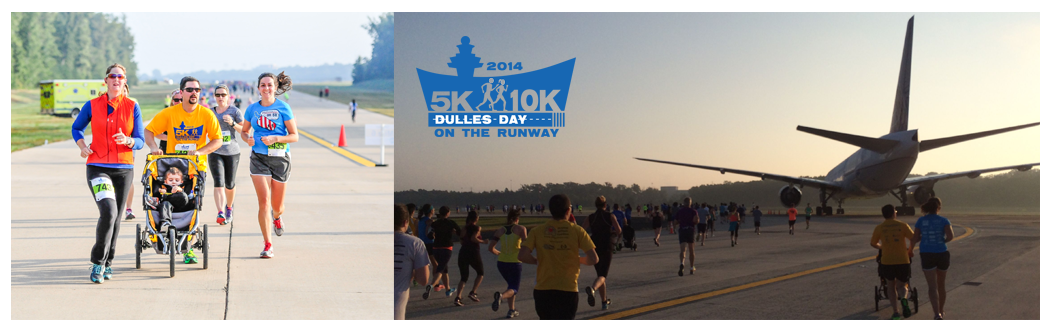 Dulles Day on the Runway 5K – Featured Post!