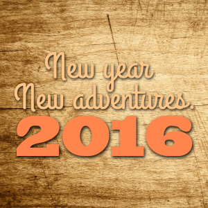 2015 Review and The Big 2016 Adventure