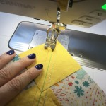 Sewing Geese Squares