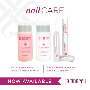 Jamberry Nail Care