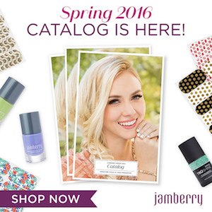 Shop the Jamberry 2016 Spring Catalog Now!