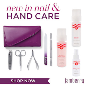New Hand & Nail Care for Spring 2016