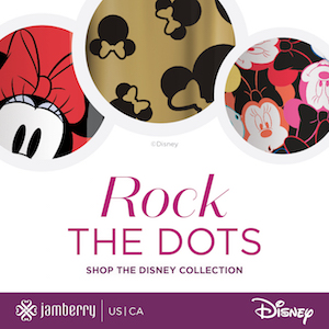 Disney Collection by Jamberry - Nail Wraps