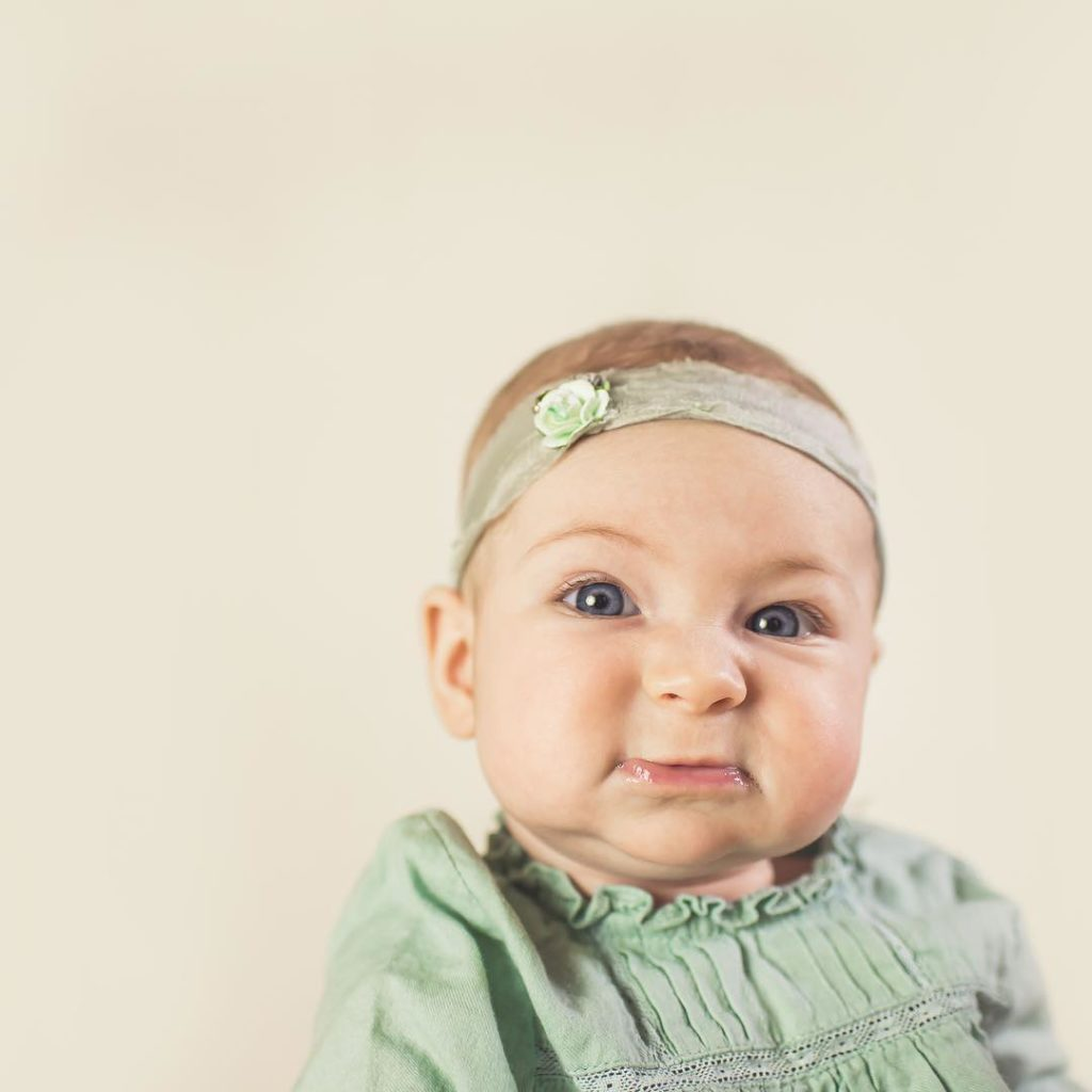 Perfect stank face captured by daisybabyphotography at our 3 monthhellip
