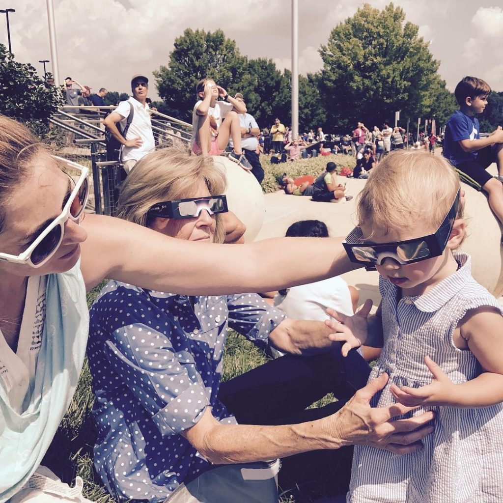 Gotta protect those baby blues!!     solareclipse2017hellip