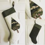 This Christmas stocking has been over TEN YEARS in thehellip